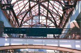 Galvanized Interior