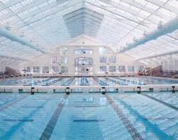 Galvanized pool