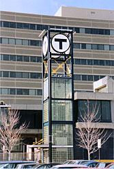 Galvanized T Sign