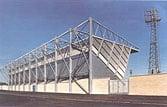 Galvanized Steel Building