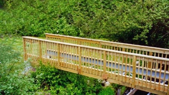Nathaniel Thomas Mill Bridge